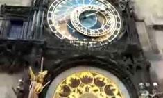 捷克旅遊–令人讚奇的布拉格天文鐘(一)