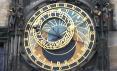 捷克旅游–令人赞奇的布拉格天文钟