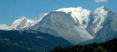 瑞士旅游–欧洲屋脊瑞士白朗峰