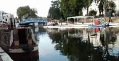 英國旅遊–坐觀光船飽覽魅力無限的英國運河