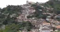 巴西旅游–到访欧鲁普雷图黑黄金城