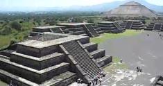 墨西哥旅遊–墨西哥金字塔