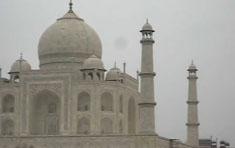 印度旅游–泰姬陵爱情的纪念碑