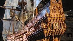 瑞典旅游–17世纪皇家军舰瓦萨号