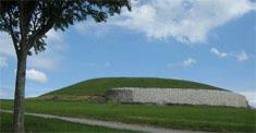 愛爾蘭旅遊 - 紐格蘭奇古墓