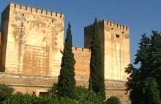 西班牙旅遊–阿爾汗布拉宮