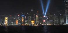 香港旅游 - 幻彩咏香江-灯光音乐汇演
