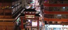 香港旅遊 - 廟街