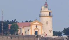 澳門旅遊 - 東望洋燈塔