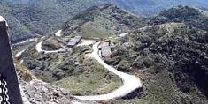 名山旅游 - 阳山石坑崆