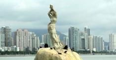 珠海旅遊 - 珠海漁女
